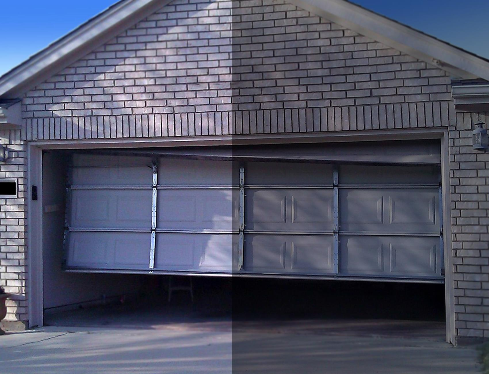 Los angeles garage door gate repair service aw garage door for Garage door repair los angeles ca